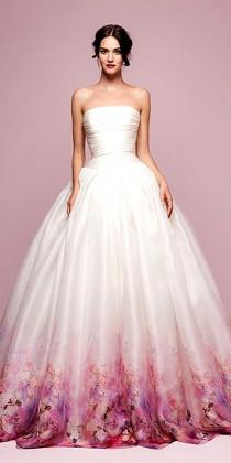 wedding photo - 18 Various Ball Gown Wedding Dresses For Amazing Look