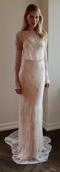 wedding photo - #BERTA Beauty From The NY Bridal Fashion Week