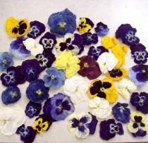 Wedding centerpieces 3 weddbook for Dried flowers craft supplies