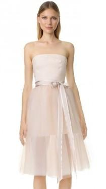 wedding photo - Ballerina Cocktail Dress