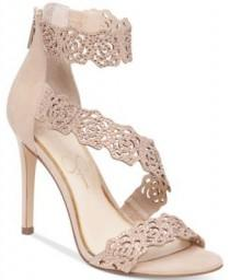 wedding photo - Jessica Simpson Geela Asymetrical Lace Sandals