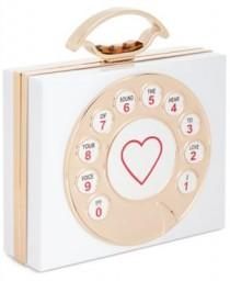 wedding photo - Telephone Clutch