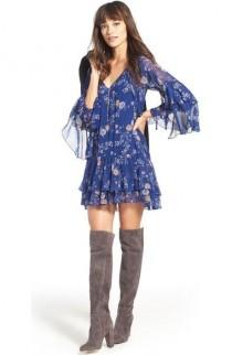 wedding photo - 'Noble' Over The Knee Boot (Women)
