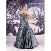 wedding photo - Miss Paris, 133-24 gris - Superbes robes de mariée pas cher