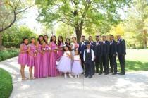 wedding photo - PINK Infinity Dress Bridesmaids Dresse Wrap Dress Convertible Dress Long Dress Prom Formal Dress Cocktail Anniversary Dress Cruise