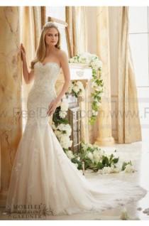 wedding photo - Mori Lee Wedding Dresses Style 2886
