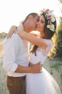 wedding photo - Mariage - Des pieds nus au comptoir Saint-Hilaire - Le Blog de Madame C