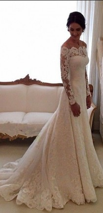 wedding photo - 2015 New White/ivory Wedding Dress Bridal Gown Custom Size: 6 8 10 12 14 16 18