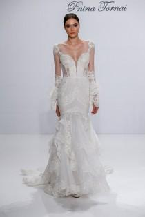 7e3dc1585d7 Pnina Tornai Fall 2017 Wedding Dresses