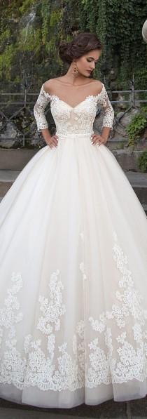 wedding photo - Fabulous Sweetheart Wedding Dress