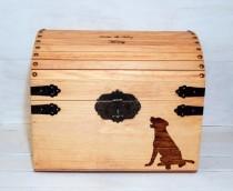 wedding photo - Wedding Card Box, Large Size Card Box, Words of Wisdom Box, Anniversary Card Box
