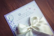 wedding photo - Cinderella Inspired Wedding Invite