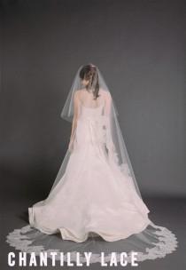 wedding photo - CYNDIE VEIL