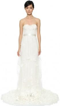 wedding photo - Marchesa Azalea Gown