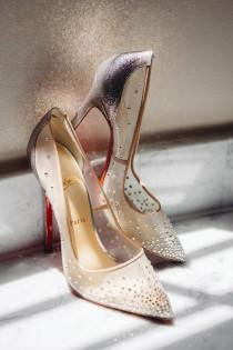 wedding photo - High Heel Shoe