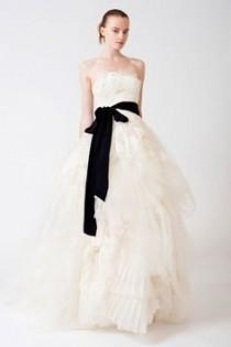 wedding photo - Beautiful Wedding Couture
