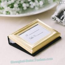 wedding photo - Beter Gifts® 小清新 #小相框  #巴羅克 珠點 #回禮小相冊 BETER-XC006/B #婚禮佈置
