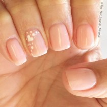 wedding photo - 28 Glam Wedding Manicure Ideas That Totally Nail It