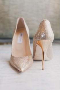 wedding photo - Nude Pumps By Jimmy Choo - Shop Now