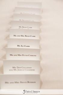 wedding photo - Wedding Place Cards, Escort Cards Weddings, Classic Place Cards, Folded place cards, Printed Place Cards, Black and White Wedding Place Card