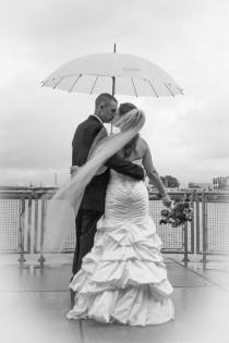 wedding photo - CHAPEL custom length Wedding Veil, White wedding veil, ivory wedding veil, White, Ivory, Single  layered.
