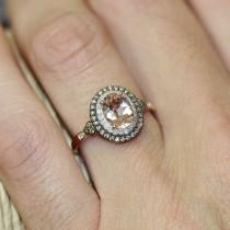 6e3fcce0f4772 Wedding Ideas - Morganite #5 - Weddbook