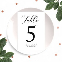 wedding photo - Printable Table Numbers set of 1-40-Rustic Wedding Table Numbers-Rustic Table Numbers-Kraft Table Numbers-Wedding-Anniversary-Event-Banquet