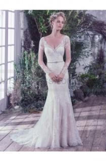 wedding photo - Maggie Sottero Wedding Dresses Roberta 6MS772