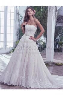 wedding photo - Maggie Sottero Wedding Dresses Temperance 6MS794