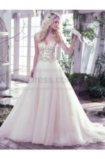 wedding photo - Maggie Sottero Wedding Dresses Lorenza 6MR776