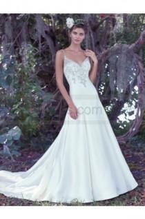 wedding photo - Maggie Sottero Wedding Dresses Kimberly 6MG787