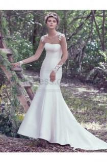 wedding photo - Maggie Sottero Wedding Dresses Dante 6MS762