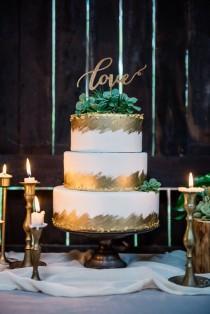 wedding photo - Love Wedding Cake Topper, Cake Topper, Rustic cake topper, Wedding Cake Toppers, Wedding cake, Script Cake Topper, Glittery Cake Topper