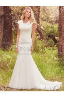 wedding photo - Maggie Sottero Wedding Dresses Perla Marie 7MT423