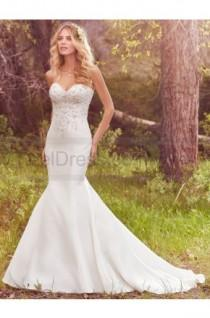 wedding photo - Maggie Sottero Wedding Dresses Layton 7MC320