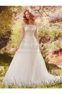 wedding photo - Maggie Sottero Wedding Dresses Iris 7MZ342