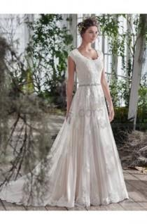 wedding photo - Maggie Sottero Wedding Dresses Shannon 6MS827