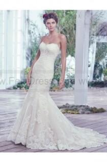 wedding photo - Maggie Sottero Wedding Dresses Valerie 6MW792