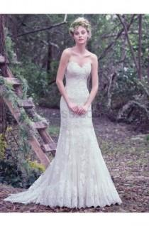 wedding photo - Maggie Sottero Wedding Dresses Jennita 6MZ797