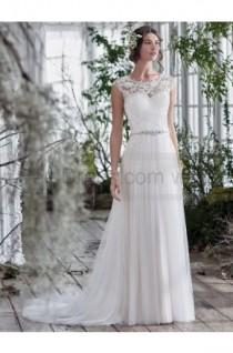wedding photo - Maggie Sottero Wedding Dresses Patience Lynette 5MW154MCB