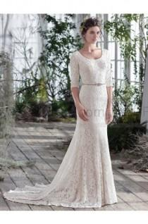 wedding photo - Maggie Sottero Wedding Dresses Fairchild 6MZ828