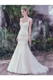 wedding photo - Maggie Sottero Wedding Dresses Gia 6MW821