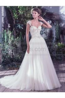 wedding photo - Maggie Sottero Wedding Dresses Beverly 6MS759