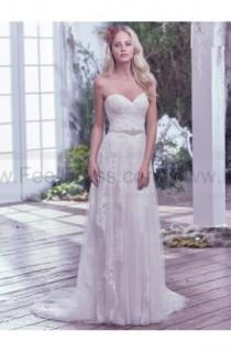 wedding photo - Maggie Sottero Wedding Dresses Bailey 6MT832