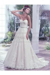 wedding photo - Maggie Sottero Wedding Dresses Monterey 6MW825