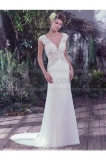 wedding photo - Maggie Sottero Wedding Dresses Phaedra 6MS816