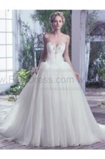 wedding photo - Maggie Sottero Wedding Dresses Ginny 6MS809