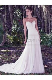 wedding photo - Maggie Sottero Wedding Dresses Heather 6MS775