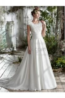 wedding photo - Maggie Sottero Wedding Dresses Jill 6MT839MC