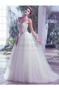 wedding photo - Maggie Sottero Wedding Dresses Tiana 6MW822